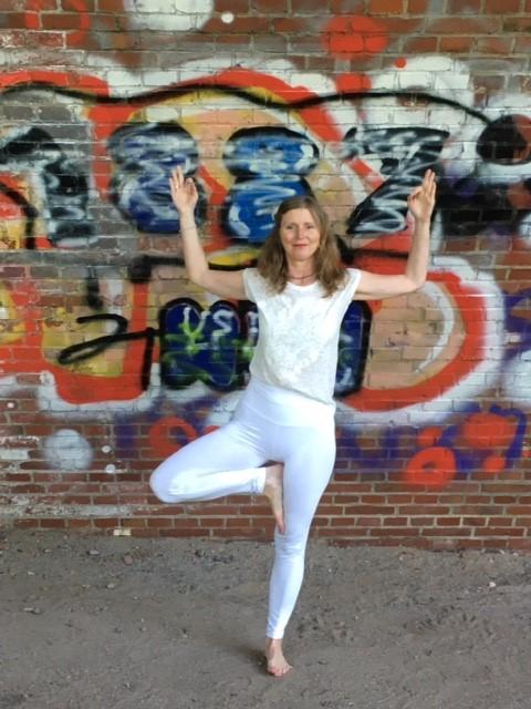Yoga mit Silke Albers ~ Herzleuchten